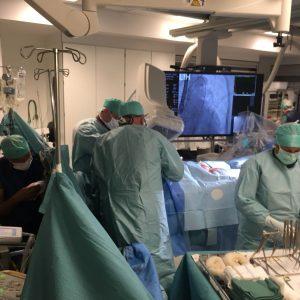 Une nouvelle salle de coronarographie pour notre clinique